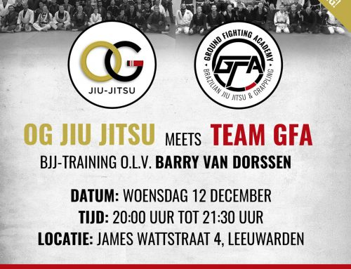 OG Jiu Jitsu meets Team GFA