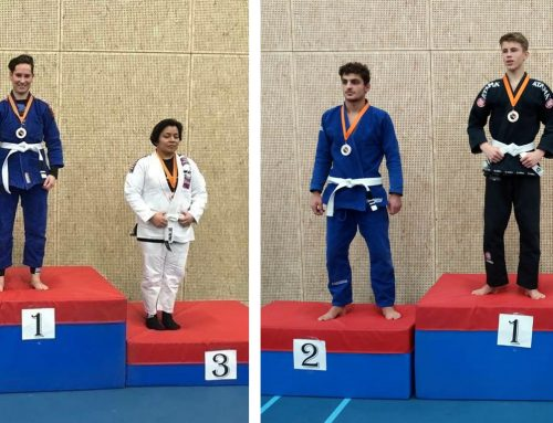 Zilver en tweemaal goud op International Veluwe Open